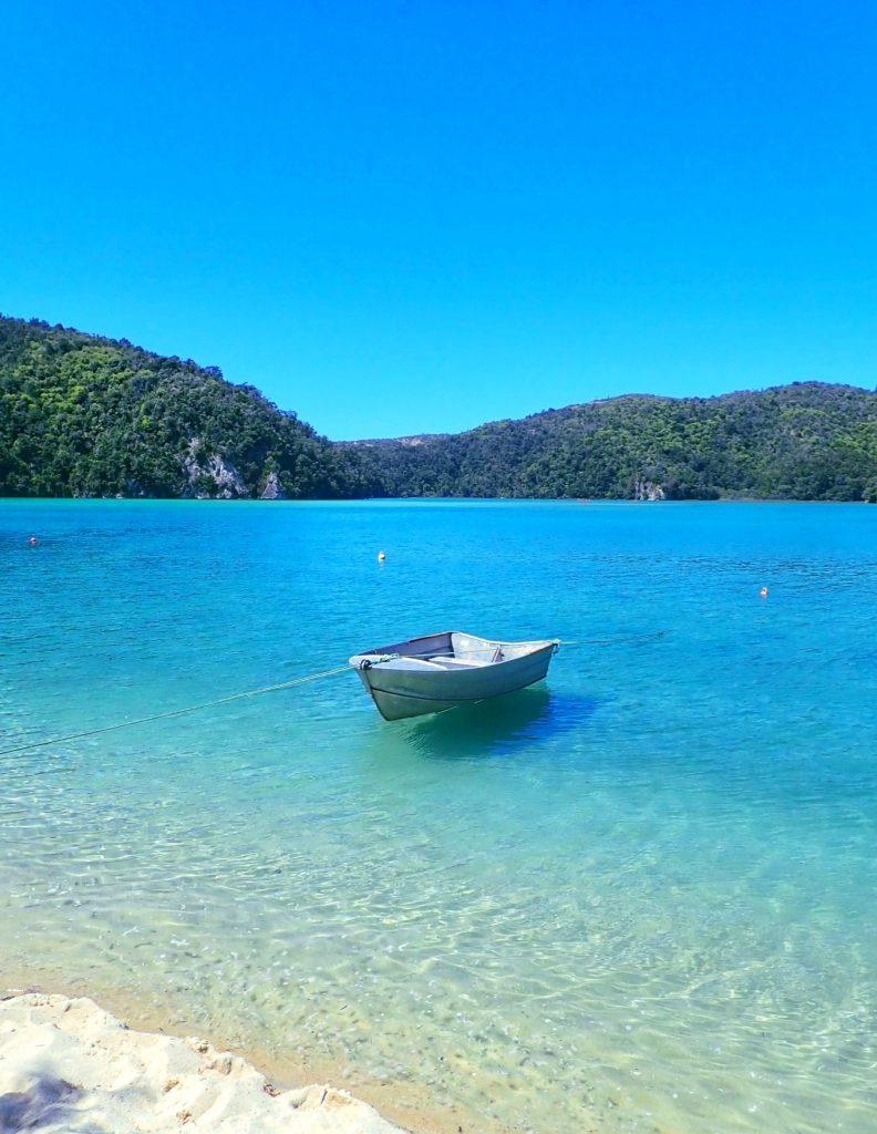 Torrent Bay, Nieuw Zeeland