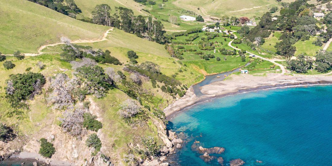 fletcher bay, nieuw zeeland