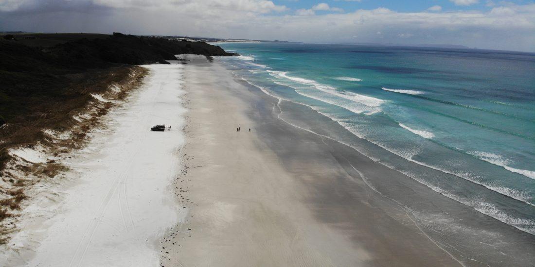 Rarawa Beach, Nieuw Zeeland