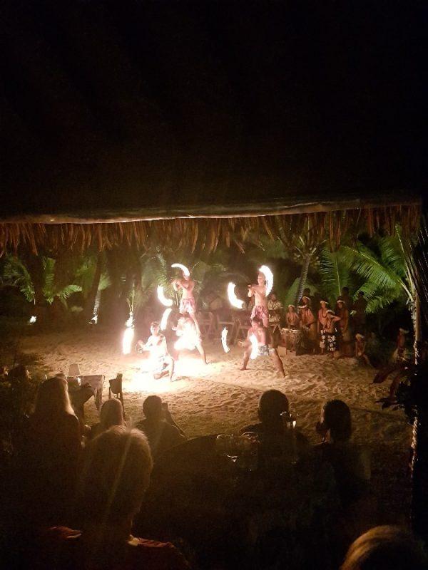 culturele show cook eilanden