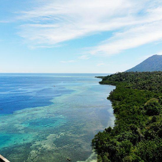 bunaken eiland indonesie