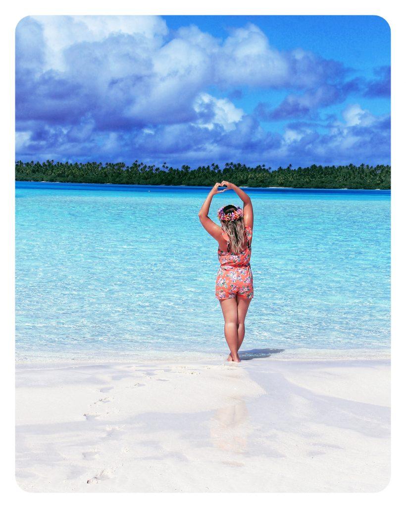 lagoon Aitutaki