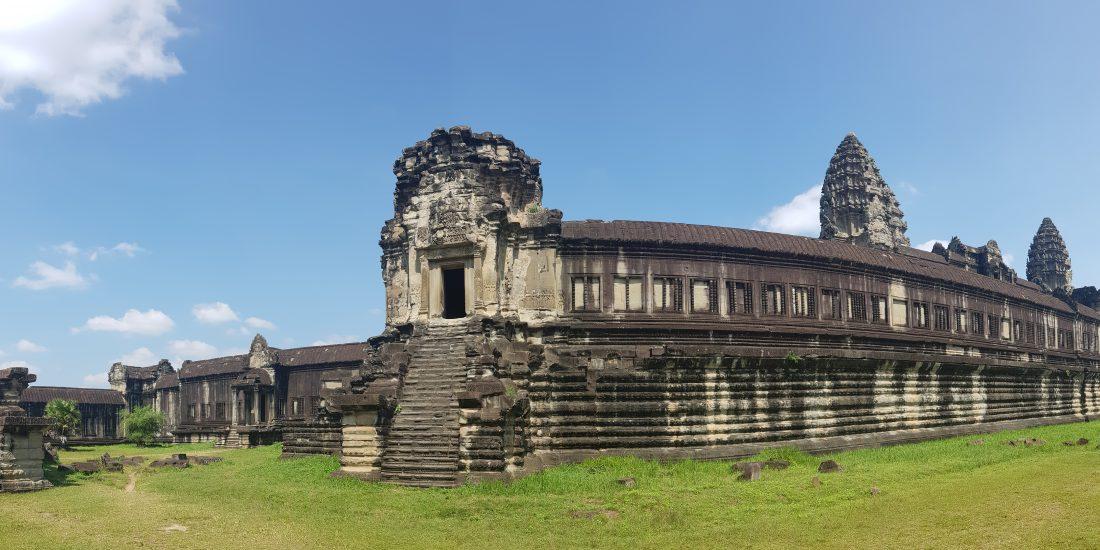 Angkor Wat tempelcomplex