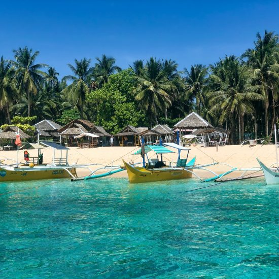 strand filipijnen